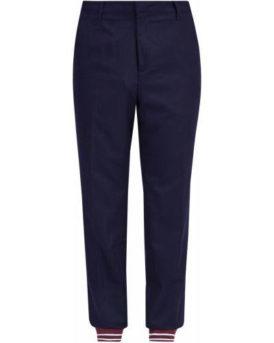 Спортивные брюки с карманами шерстяные Kenzo