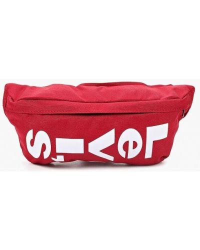Поясная сумка текстильная красный Levi's®