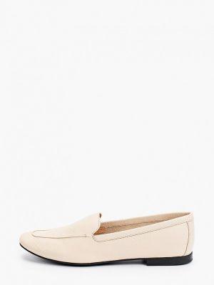 Бежевые резиновые туфли Pazolini