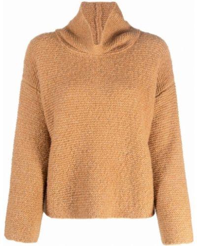 Beżowy sweter Fabiana Filippi