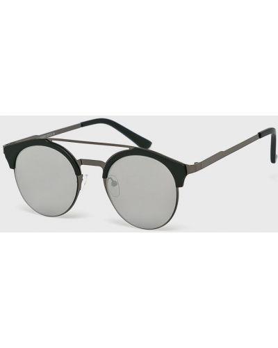 Солнцезащитные очки стеклянные серые Only & Sons