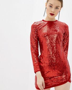 Вечернее платье - красное Anastasya Barsukova