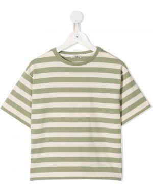 Зеленая футболка Fith