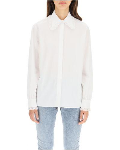 Biała koszula Alessandra Rich