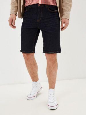Синие джинсовые шорты Springfield