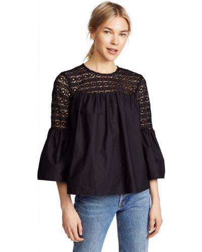 Блузка - черная Endless Rose