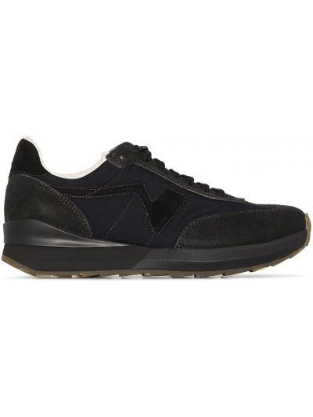 Czarne sneakersy Visvim