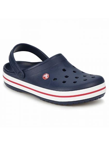 Niebieskie chodaki Crocs