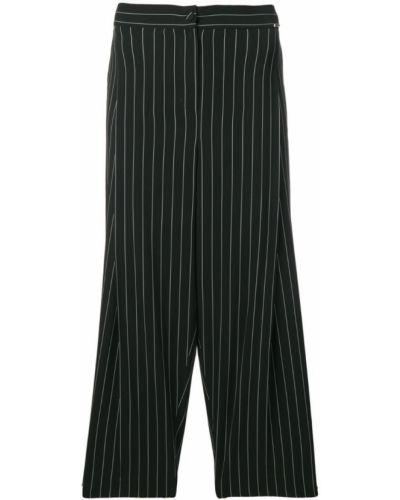 Свободные брюки с карманами укороченные Liu Jo