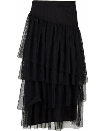 Czarna spódnica tiulowa By Insomnia