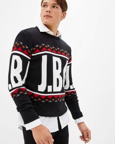 Черная зимняя кофта J.b4