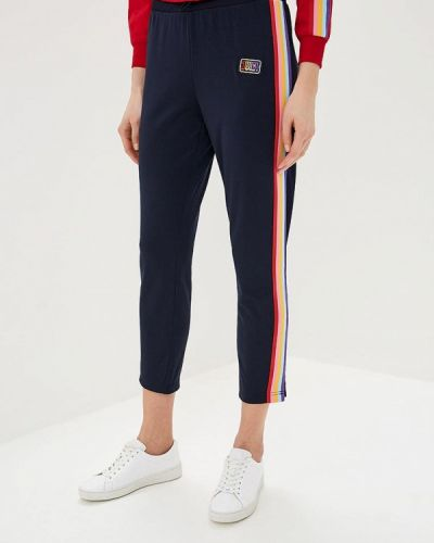 Спортивные брюки синие Juicy By Juicy Couture