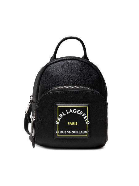 Torba na ramię - czarny Karl Lagerfeld