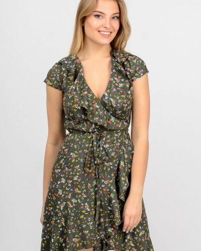Платье хаки Raslov