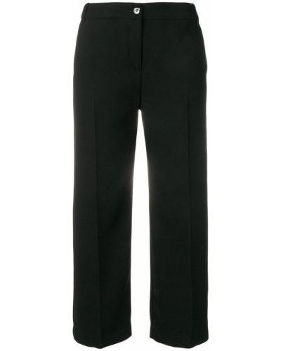 Свободные брюки с карманами укороченные Pinko