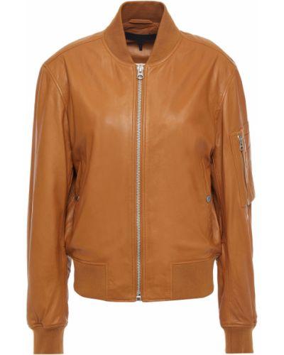Коричневая куртка с карманами Rag & Bone