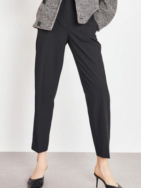 Классические брюки черные весенний Lime