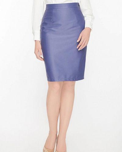 Фиолетовая юбка Gregory