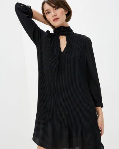 Вечернее черное вечернее платье Iblues