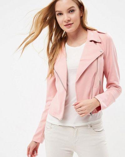 Розовая куртка весенняя Ichi