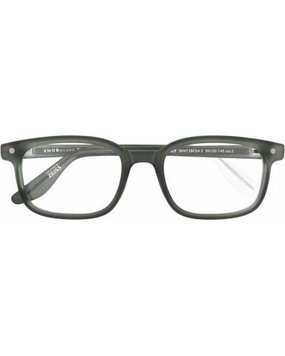 Fioletowe okulary Snob