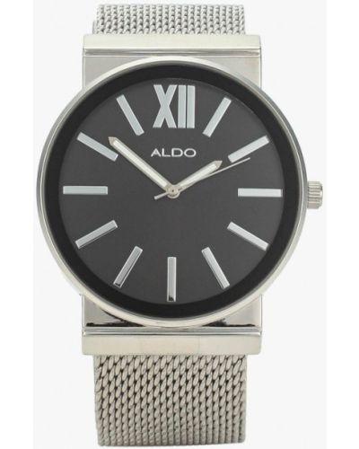 Часы серебряные серебряного цвета Aldo