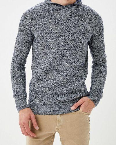 Синий пуловер 2018 Colin's