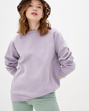 Толстовка фиолетовый Superdry
