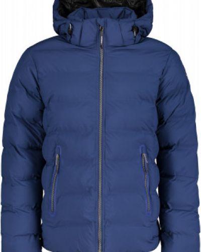 Синяя куртка туристическая Icepeak