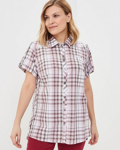 Рубашка розовый серебряный Silver String