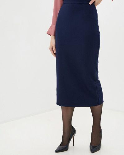 Синяя юбка узкого кроя Winzor