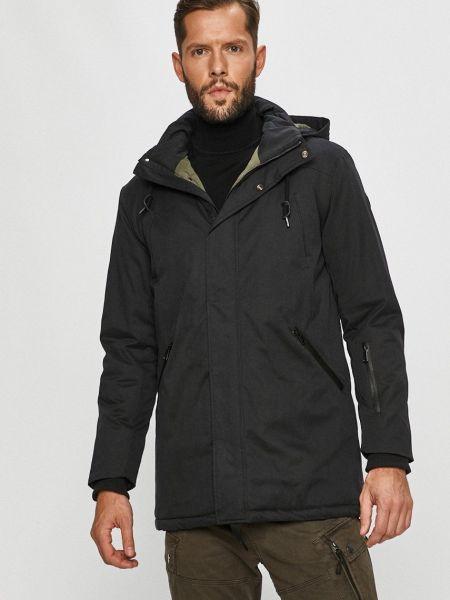 С рукавами куртка с капюшоном на пуговицах Only & Sons