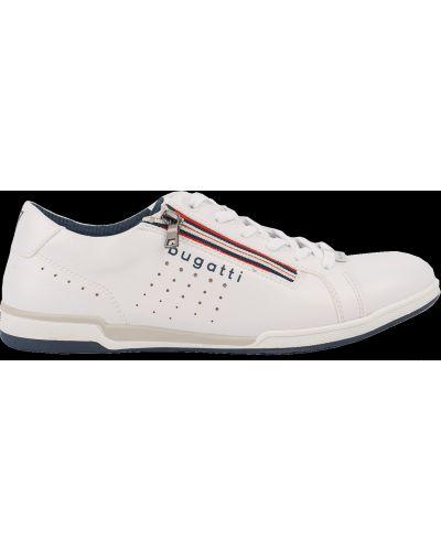 Кроссовки - белые Bugatti