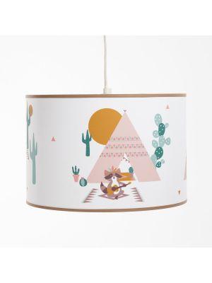 Светильник подвесной настольный с рисунком La Redoute Interieurs