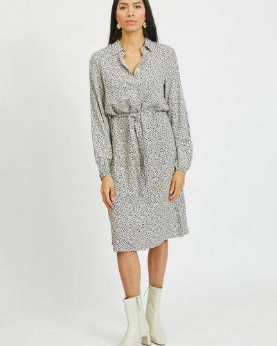 Платье-рубашка Vila