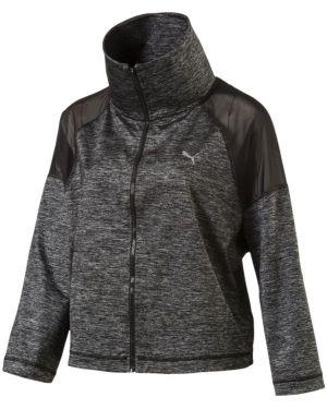 Спортивная куртка нейлоновая на молнии Puma