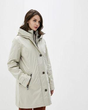 Утепленная куртка демисезонная осенняя Betty Barclay