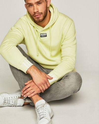 Кофта с капюшоном с принтом Adidas Originals