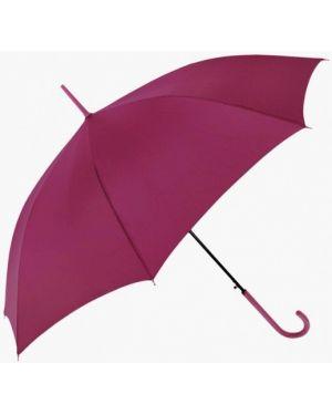Зонт-трость розовый Vogue