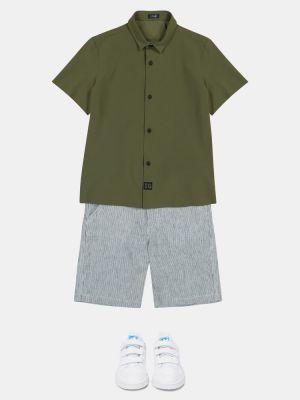 Zielona koszula Il Gufo