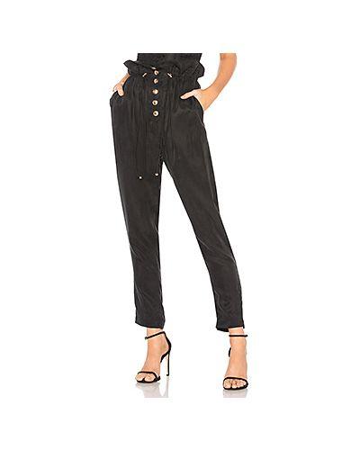 Черные брюки с карманами Alice Mccall