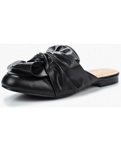 Черные сабо Sweet Shoes