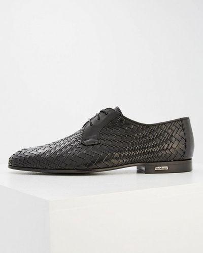 Черные туфли Baldinini