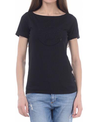 Черная футболка Armani Jeans