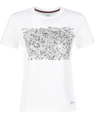 Футбольная футболка Paul Smith