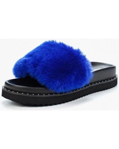 Синие сабо Grand Style