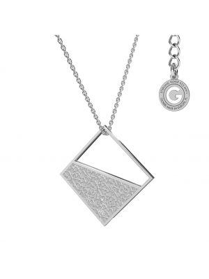 Naszyjnik srebrny Giorre
