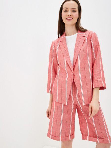 Розовый пиджак Unq