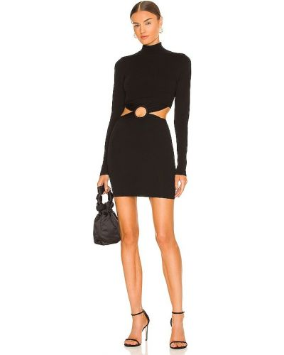 Вечернее платье классическое - черное Ronny Kobo