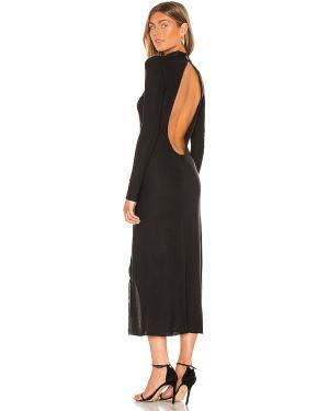 Czarna sukienka Hah